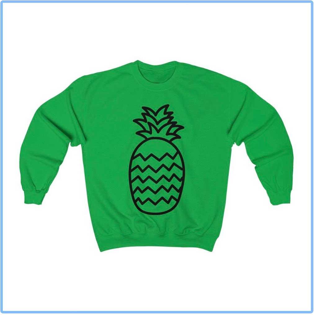 Hello Adelaide Pineapple Unisex Heavy Blend™ Crewneck Sweatshirt